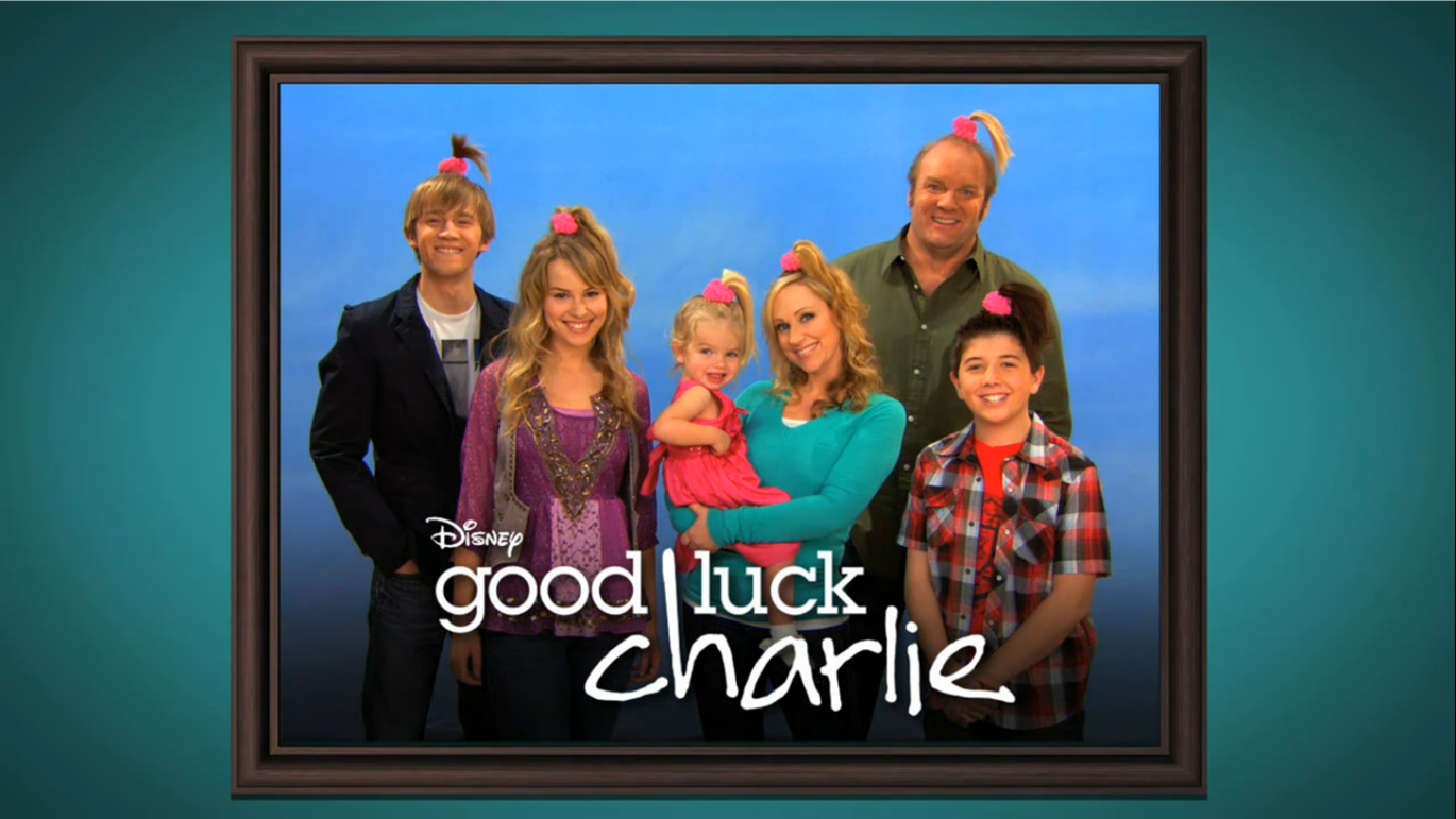 Good Luck Charlie Logo
